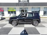 2018 Black Jeep Renegade Latitude #130770870