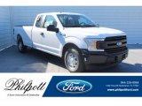 2019 Oxford White Ford F150 XL SuperCab #130770835