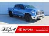 2019 Cavalry Blue Toyota Tundra TSS Off Road CrewMax #130770842