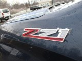 2019 Chevrolet Silverado 1500 LT Z71 Double Cab 4WD Marks and Logos