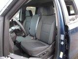 2019 Chevrolet Silverado 1500 LT Z71 Double Cab 4WD Jet Black Interior
