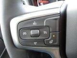 2019 Chevrolet Silverado 1500 LT Z71 Double Cab 4WD Steering Wheel
