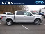 2019 Ingot Silver Ford F150 XLT SuperCrew 4x4 #130788400