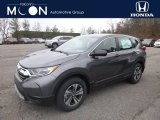 2019 Modern Steel Metallic Honda CR-V LX AWD #130788394