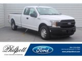 2019 Oxford White Ford F150 XL SuperCab #130788433