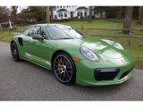 2019 Porsche 911 Custom Color (Green)