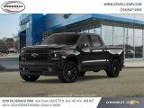 2019 Black Chevrolet Silverado 1500 RST Crew Cab 4WD #130814928
