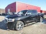 2019 Diamond Black Crystal Pearl Ram 1500 Limited Crew Cab 4x4 #130814889