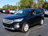2019 Agate Black Ford Escape SE #130814984