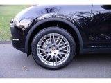 Porsche Cayenne 2017 Wheels and Tires