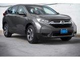 2018 Modern Steel Metallic Honda CR-V LX #130830237