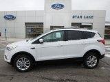 2019 Oxford White Ford Escape SEL 4WD #130830295