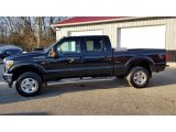2015 Tuxedo Black Ford F250 Super Duty XLT Crew Cab 4x4 #130841725