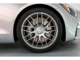 Mercedes-Benz AMG GT Wheels and Tires