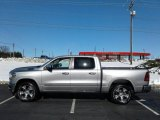 2019 Billett Silver Metallic Ram 1500 Laramie Crew Cab 4x4 #130865650