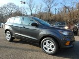 2019 Ford Escape S Front 3/4 View