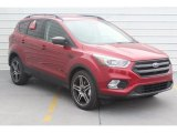 2019 Ford Escape SEL Front 3/4 View
