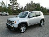 2018 Glacier Metallic Jeep Renegade Latitude #130889453