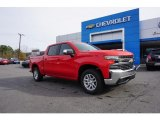 Red Hot Chevrolet Silverado 1500 in 2019