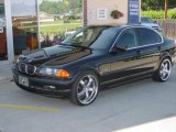 2000 Jet Black BMW 3 Series 328i Sedan #13083556