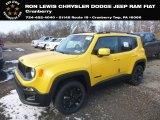 2018 Solar Yellow Jeep Renegade Latitude 4x4 #130918133