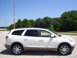 2009 White Diamond Tricoat Buick Enclave CXL AWD #13069634
