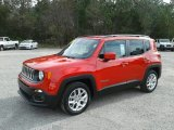 2018 Colorado Red Jeep Renegade Latitude #130918492