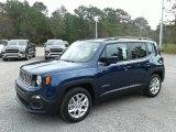 2018 Jetset Blue Jeep Renegade Latitude #130918489