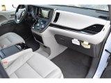 2019 Blizzard Pearl White Toyota Sienna XLE #130952507