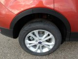 Ford Escape Wheels and Tires