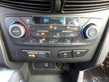 2019 Ford Escape SEL 4WD Controls