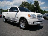 2005 Natural White Toyota Tundra X-SP Double Cab #13079884