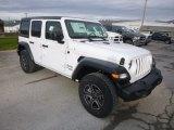 2019 Jeep Wrangler Unlimited Bright White