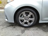 Toyota Sienna Wheels and Tires