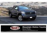 2019 Magnetic Gray Metallic Toyota Tundra Platinum CrewMax 4x4 #130952514