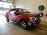 2019 Ruby Red Ford F150 XLT SuperCrew 4x4 #130983804