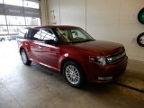 2019 Ford Flex Ruby Red