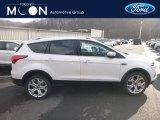 2019 White Platinum Ford Escape Titanium 4WD #130983844