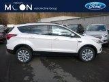 2019 White Platinum Ford Escape SEL 4WD #130983843