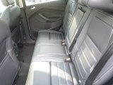 2019 Ford Escape SEL 4WD Rear Seat