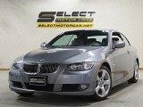2010 Space Gray Metallic BMW 3 Series 328i Convertible #130983776