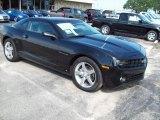 2010 Black Chevrolet Camaro LT Coupe #13085178