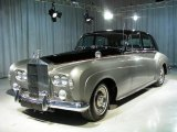 Rolls-Royce Silver Cloud III Data, Info and Specs