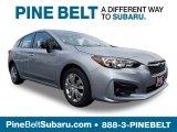 2019 Ice Silver Metallic Subaru Impreza 2.0i 5-Door #130983768