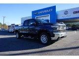 2019 Northsky Blue Metallic Chevrolet Silverado 1500 LT Double Cab #130983906