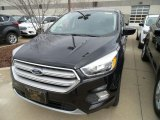 2019 Agate Black Ford Escape SE 4WD #131009802