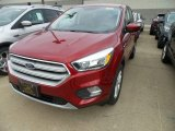 2019 Ruby Red Ford Escape SE 4WD #131009789
