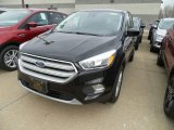 2019 Agate Black Ford Escape SE #131009781