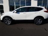 2018 White Diamond Pearl Honda CR-V EX AWD #131009667
