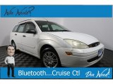2003 Cloud 9 White Ford Focus ZTW Wagon #131009714